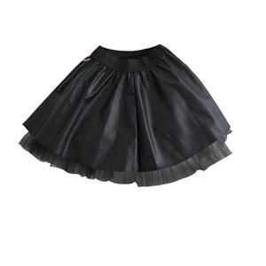 Kız Çocuk Etek Siyah (3-7 yaş)