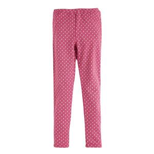 Kız Çocuk Pantolon Fuşya (3-7 yaş)