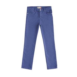 Kız Çocuk Pantolon Açık Lacivert (3-7 yaş)