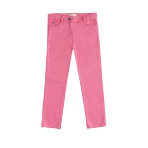 Kız Çocuk Pantolon Şeker Pembe (3-7 yaş)