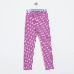 Kız Çocuk Pantolon Fuşya (8-10 yaş)