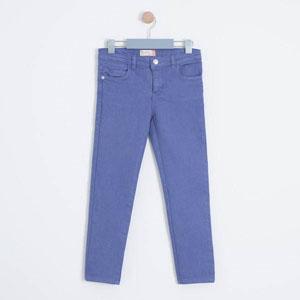 Kız Çocuk Pantolon Açık Lacivert (8-10 yaş)