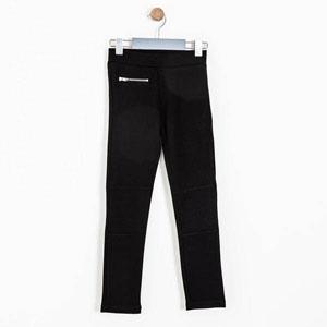 Kız Çocuk  Pantolon Siyah (8-10 yaş)