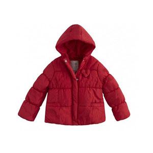 Kız Bebek Kaban Kırmızı (0-3 yaş)