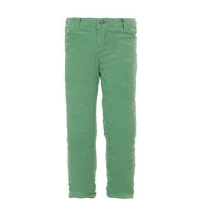 Kız Bebek Pantolon Yeşil (62 cm-3 yrs)