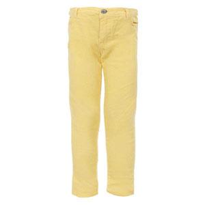 Kız Bebek Pantolon Sarı (62 cm-3 yrs)