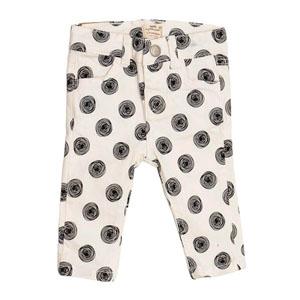 Kız Bebek Pantolon Ekru (0-2 yaş)