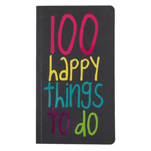 100 Happy Things To Do Not Defteri Mix