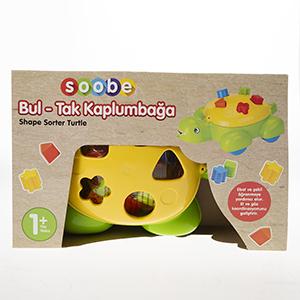 Soobe Bul-Tak Kaplumbağa