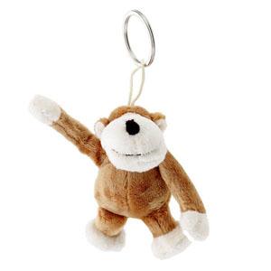 My Little World Anahtarlık Maymun Kahverengi 10 cm