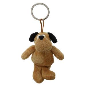 My Little World Anahtarlık Köpek Kahverengi 10 cm