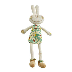 My Little World Peluş Kız Tavşan 36 cm