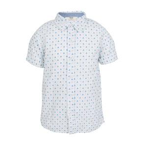 Erkek Çocuk Kravat Gömlek Beyaz (3-12 yaş)