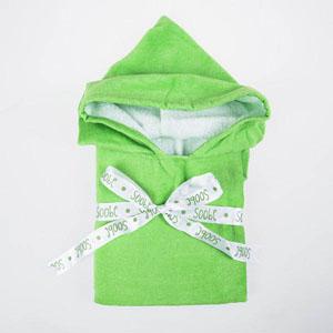 Canavar Panço Havlu Yeşil