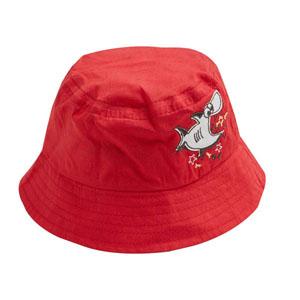 Erkek Çocuk Şapka Kırmızı (1-7 yaş)