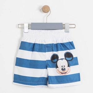 Disney Mickey Mouse Erkek Çocuk Şort Mayo Saks (2-7 yaş)