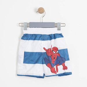 Ultimate Spider-Man Erkek Çocuk Slip Mayo Saks (2-7 yaş)