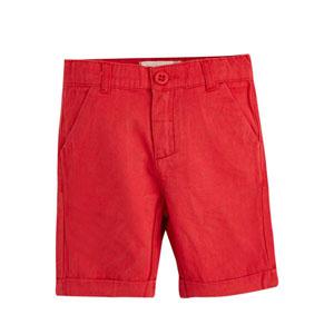 Erkek Çocuk Şort Tan Kızılı (3-10 yaş)