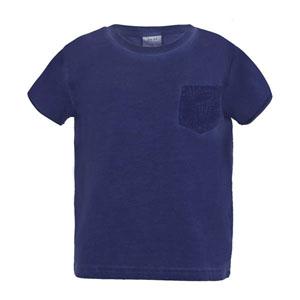 Erkek Çocuk Kısa Kol Tişört Dark Blue (3-12 yaş)