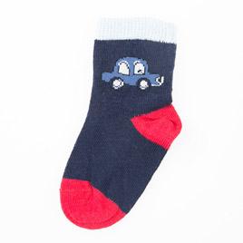 Erkek Bebek Çorap Lacivert (14-16 numara)