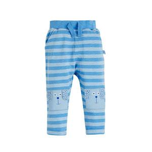 Erkek Bebek Eşofman Altı Mavi (0-2 yaş)
