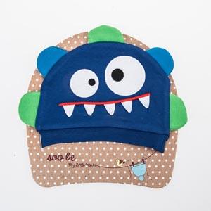 Erkek Bebek Şapka Lacivert (Tek Beden)