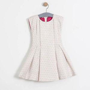 Kız Çocuk Kolsuz Elbise Açık Pembe (2-15 yaş)
