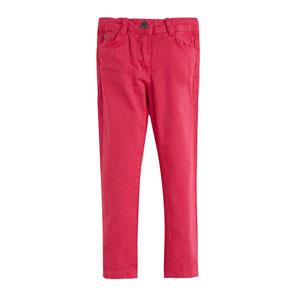 Kız Çocuk Pantolon Fuşya (3-12 yaş)