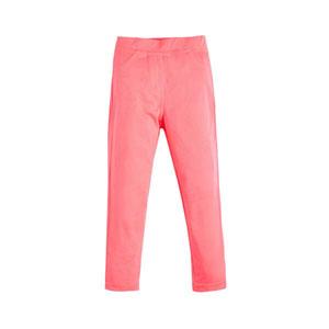 Kız Çocuk Pantolon Neon Fuşya (3-10 yaş)