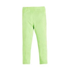 Kız Çocuk Pantolon Neon Yeşil (3-10 yaş)