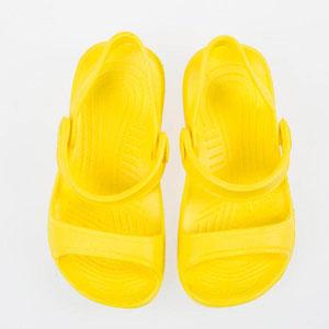 Kız Çocuk Sandalet Sarı (21-28 numara)