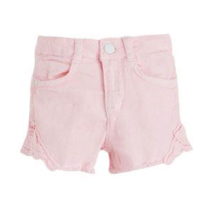 Kız Çocuk Şort Pink Lady (3-12 yaş)