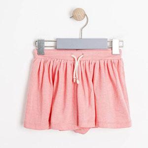 Kız Çocuk Şort Pink Tint (3-12 yaş)