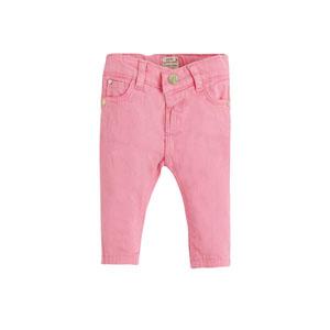 Kız Bebek Pantolon Tatlı Pembe (0-2 yaş)