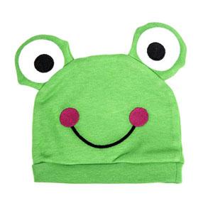 Kurbağa Şapka Yeşil (Standart)