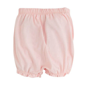 Pop Girls Külot Şort Pink Lady (0-2 yaş)