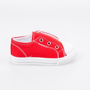 Spor Ayakkabı Kız Çocuk Kırmızı (20-29 numara)