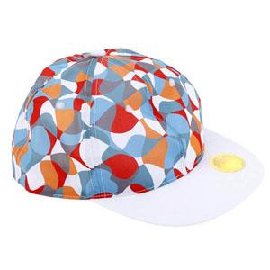 Unisex Çocuk Hiphop Şapka