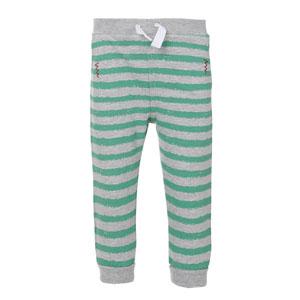 Erkek Çocuk Eşofman Altı Yeşil (74 cm-7 yaş)
