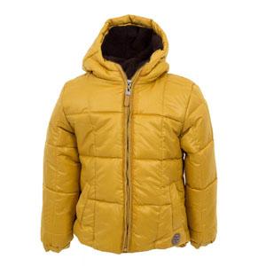 Erkek Çocuk Mont Küf Sarı (2-12 yaş)