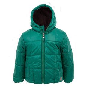 Erkek Çocuk Mont Kolej Yeşili (2-12 yaş)