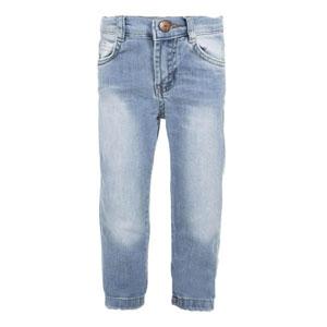 Erkek Çocuk Kot Pantolon Açık Mavi (74 cm-12 yaş)