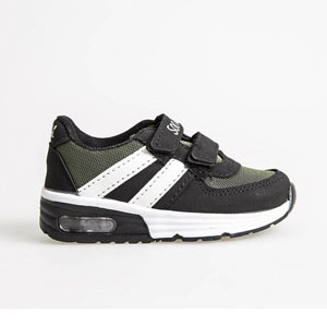 Erkek Çocuk Spor Ayakkabı Yeşil (21-30 numara)
