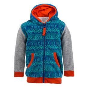 Erkek Bebek Sweatshirt Mavi (56-92 cm)
