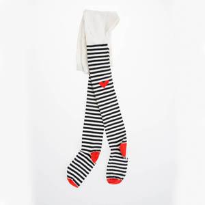 Kız Çocuk Çorap Beyaz (19-30 numara)