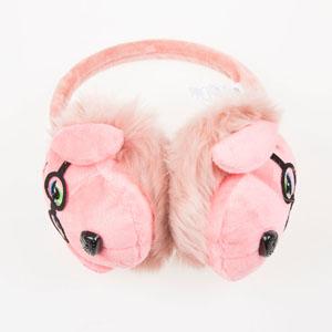 Kız Çocuk Kulaklık Soft Pembe (4-12 yaş)