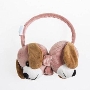 Kız Çocuk Kulaklık Pembe (4-12 yaş)
