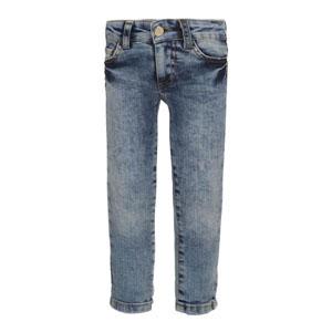 Kız Çocuk Kot Pantolon Mavi (74 cm-12 yaş)