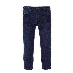 Kız Bebek Kot Pantolon Mavi (74-92 cm)