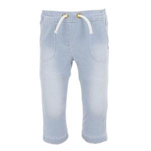 Kız Bebek Pantolon Açık Mavi (56-92 cm)